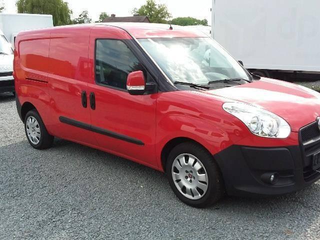 Fiat Doblo doblo maxi 4m` sortimo webasto - 2015