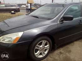 Registered First body Honda Accord 2007 at give away price
