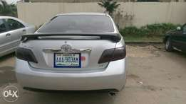 Clean pipped register 07 toyota camry in good condition and sharp driv