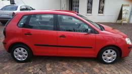 Clean 2007 Volkswagen polo