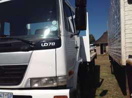 Nissan Diesel UD70 Flatdeck on clearence special