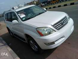 Gx470 full option V8 engine leather seat 2roll seat working AC wit nav