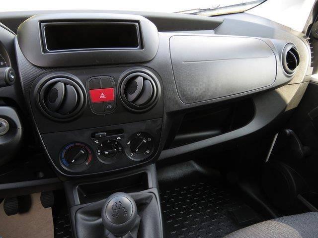 Fiat Fiorino 1.4 Bz / ZV + Trennwand + Schiebetür - 2019 - image 8