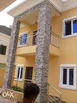 5Bedroom fully detached duplex with a mini flat bq for sale