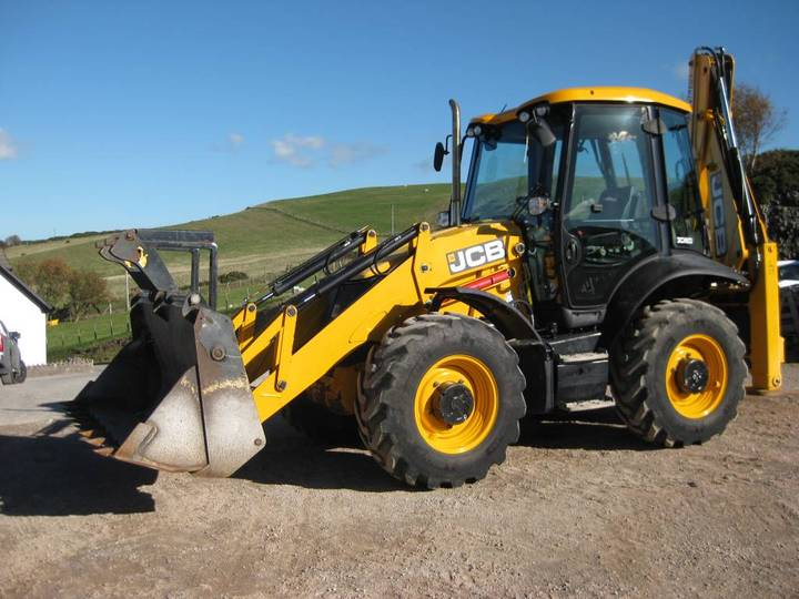 JCB 3 Cx Super - 2013