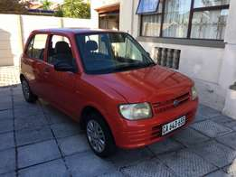 2001 Daihatsu Coure Automatic for sale