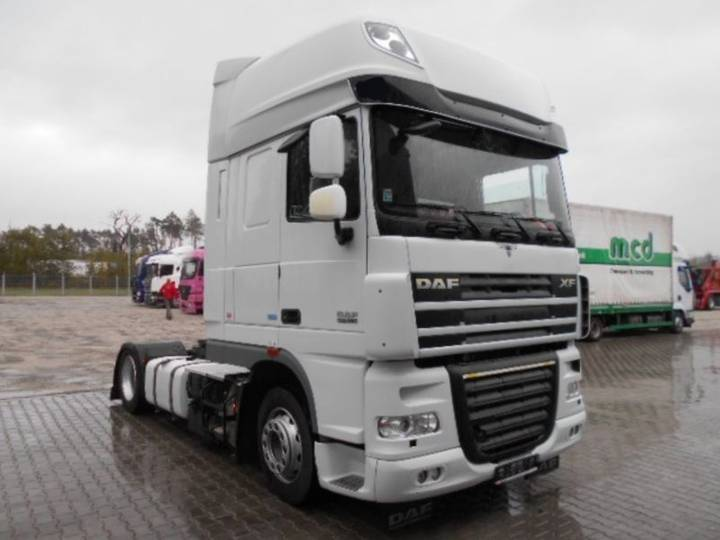 DAF XF105.460,EURO5EEV, SSC,Low Deck, Superspacecab - 2013