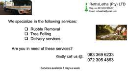 Rubble Removal - we keep it clean