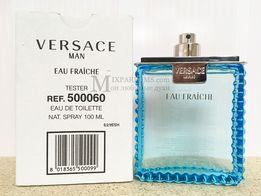 Оригинал Versace Versace Man Eau Fraiche edt 100 ml m TESTER Туалетная 3cb437b4144c6
