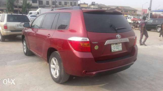 Registered Toyota Highlander - 2008 Oshodi/Isolo - image 4
