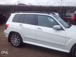 Mercedes GLK 350.. tokunbo (almost new)mileage 1676 (