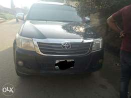 Clean 2012 Hilux for sale