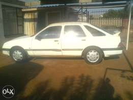 I am selling Ford Sierra 1989 model
