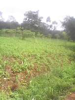 Sale of aquarter piece of land at MUGOYA 200m from the station