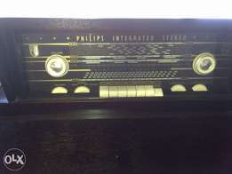 1960s Philips Integrated Stereo