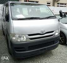 Just imported Hiace on sale