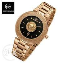 KM Lion's Watch for Men