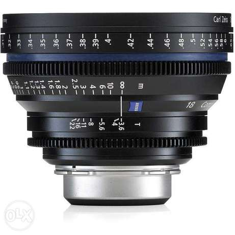Zeiss Compact Prime CP.2 18mm