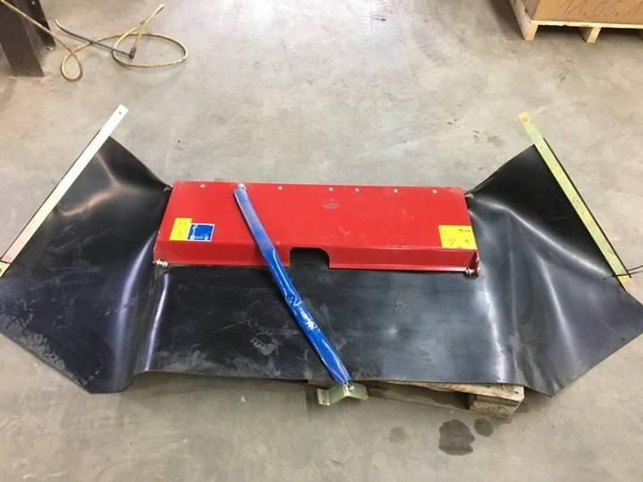 BvL Loszijde mengwagen - rubber