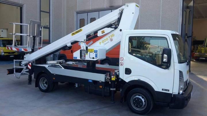 Palfinger P 200 T X E Truck Mounted Aerial Platform - 2017