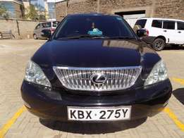Toyota Lexus 2007,Black 2400cc,Leather Seats,Alloy Wheels,Dvd Player