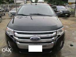registered 2015 model Ford edge