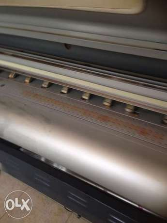 Large Format Plotter 3.2 Meters 6 Heads شويخ الصناعية -  8