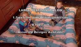 Playtime Pillows / Feeding Pillows