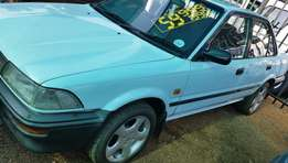 CLEARANCE SALE!!! 1990 Toyota Corolla 1.6 for sale