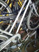 Sells and repairs all types of bicycles and replacement of parts,