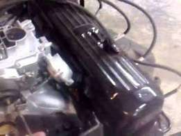ford sierra complete 2.0 pinto engine head block and sump