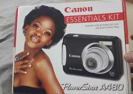 2nd hand Canon PowerShot A480 in good condition