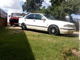 Volvo S40 2.0L T 1999 for sale or to swap