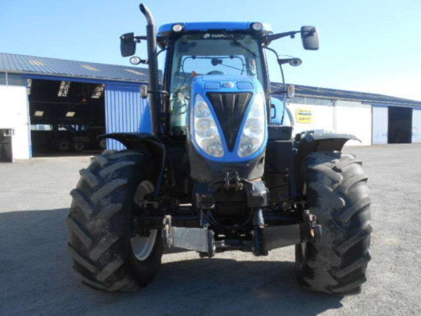 New Holland T7-170 Rc - 2013