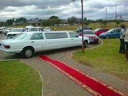 Mercedes S-class Stretched Limousine