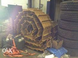 Caterpillar D7G TRACK CHAINS - To be Imported