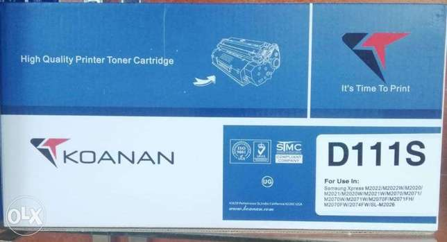 Samsung MLT-D111S High Quality Toner Cartridge