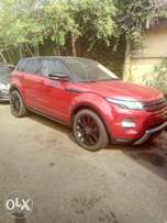 Range rover Evogue 2013