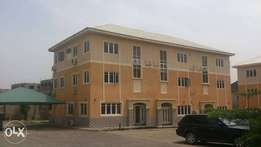 Three 3 bedrooms terraced duplex with BQ each.