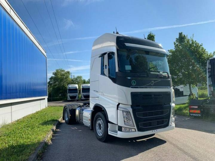 Volvo FH 500 Kipphydraulik