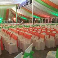 Tents and Decor services