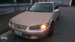 Registered 1999 Toyota Camry XLE