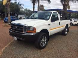 2007 Ford F-Series F250 4.2 TDI 4X4 Single cab Bakkie