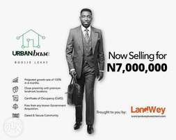 Plots of Land for sale at Urban Base Estate, Bogije, Lagos