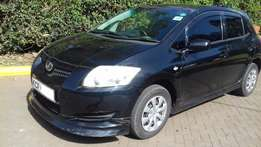 Very neat, 1 lady owner Auris. Quick sale.