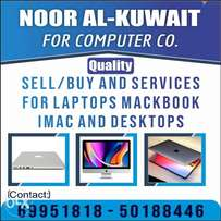 Sell buy & service