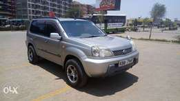 Nissan X-Trail in Mint Condition