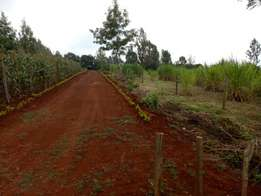 Plots for sale in upcoming gated community estate