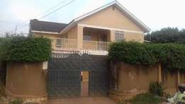 Stored house for rent in Bukoto