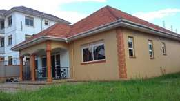 Special 3 bedroom bungalow for sale in kyaliwajjala at 190m